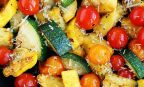 Summer Squash Sauté Recipe – Dinner Recipes With Zucchini And Squash