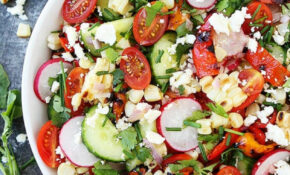 Summer Vegetable Salad Recipe