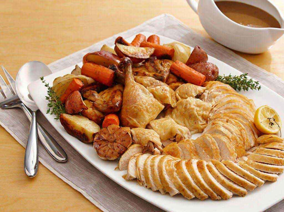Sunday Dinner Easy Roast Chicken | PERDUE® - recipes roast dinner