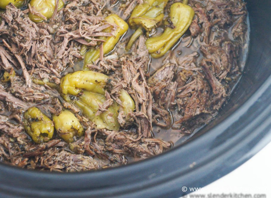 Sunday Slow Cooker: Pepperoncini Beef aka Drip Beef ..