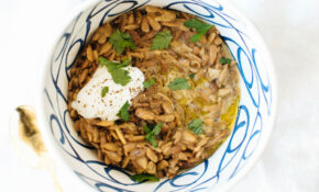Sunflower Seed Risotto – Healthy Risotto Recipes