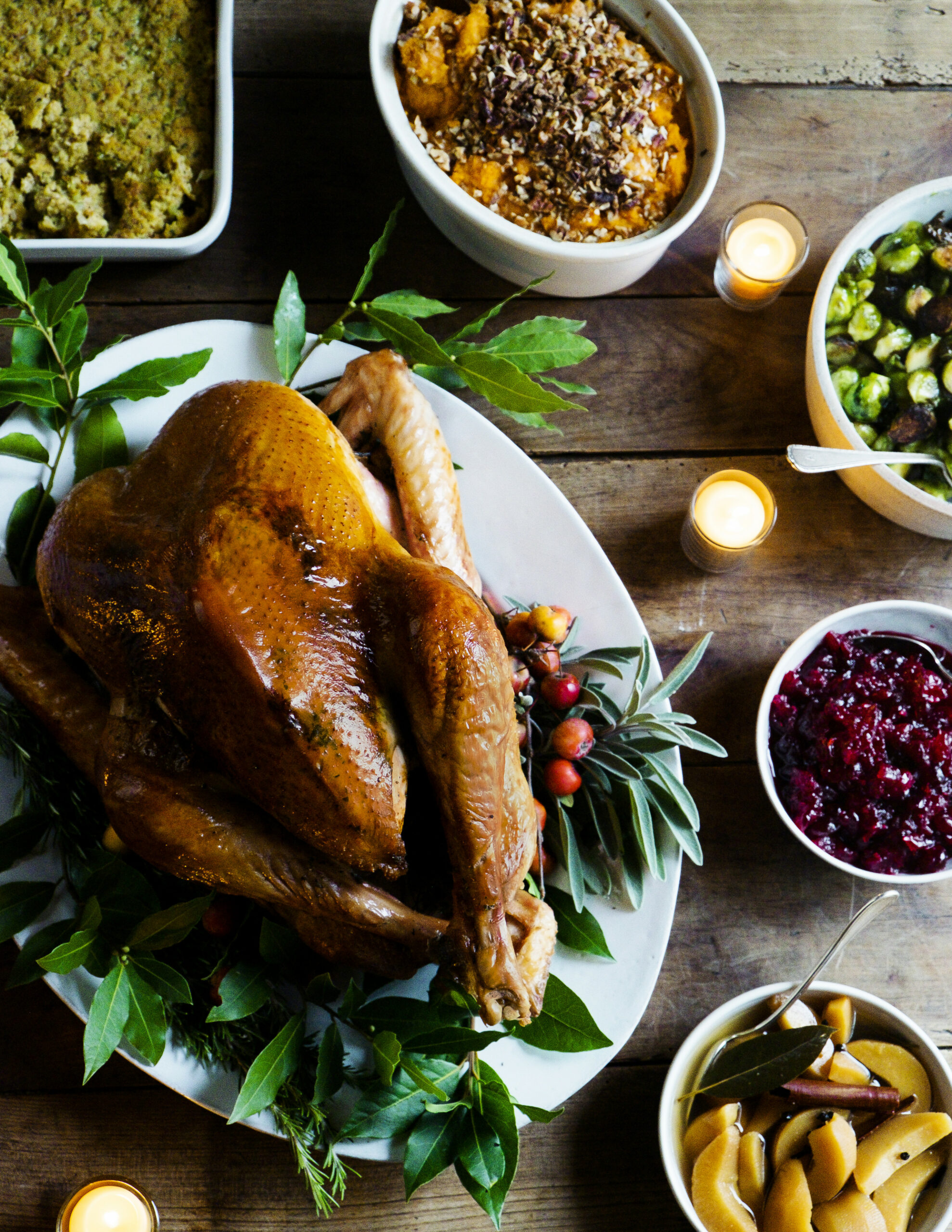 Sunset Food Editors Answer Your 13 Most Urgent Thanksgiving ..