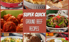 Super Quick Ground Beef Recipes Traditional Cooking School – Recipes With Ground Beef Healthy
