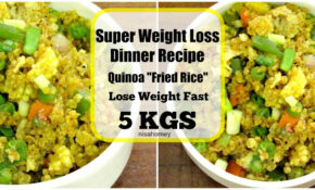 Super Weight Loss Quinoa Fried Rice – Fat Burning Meal ..