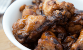 Sweet & Sour Instant Pot Chicken Wing Recipe * My Stay At ..