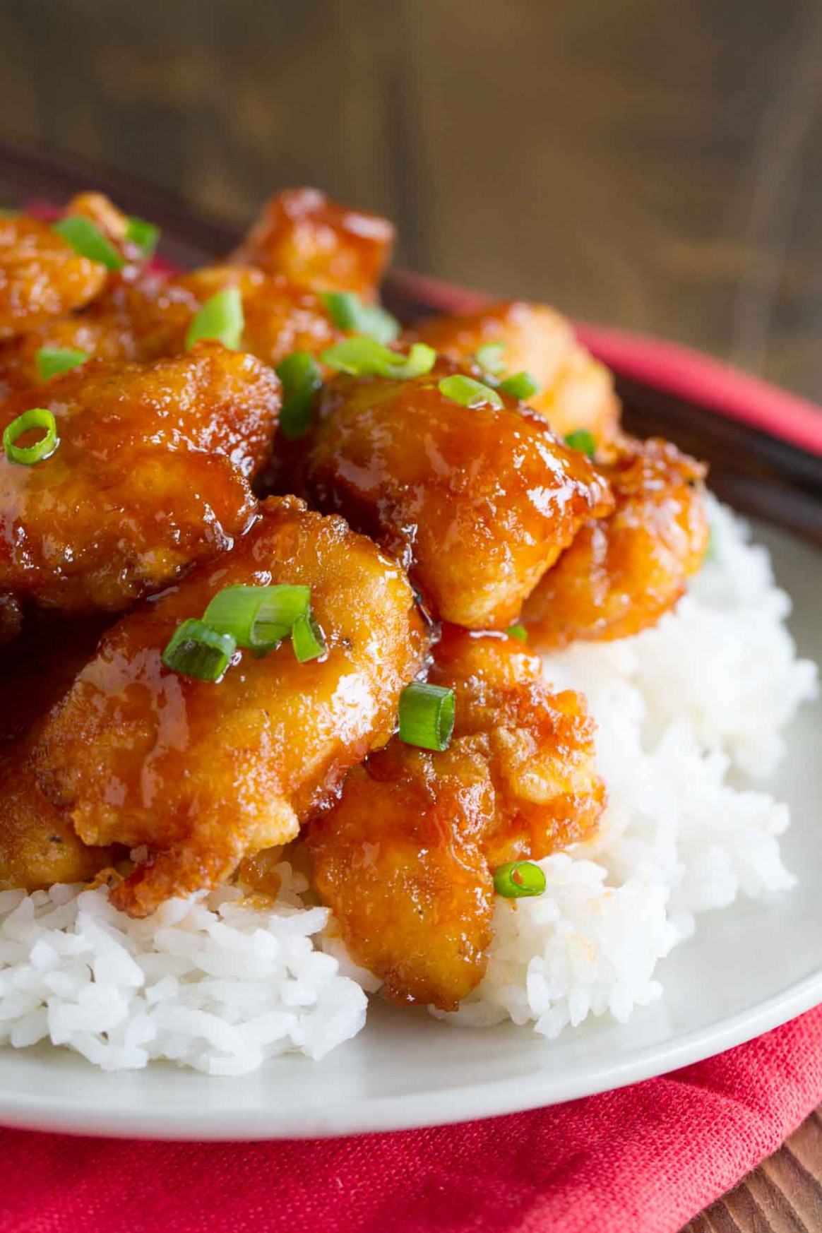 Sweet and Sour Chicken Recipe - Taste and Tell - recipes asian food