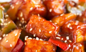 Sweet And Sour Tofu – Simple Vegan Blog – Recipes With Tofu Healthy