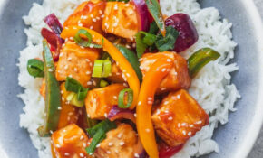 Sweet And Sour Tofu (Vegan, Gluten Free) – Tofu Recipes Dinner
