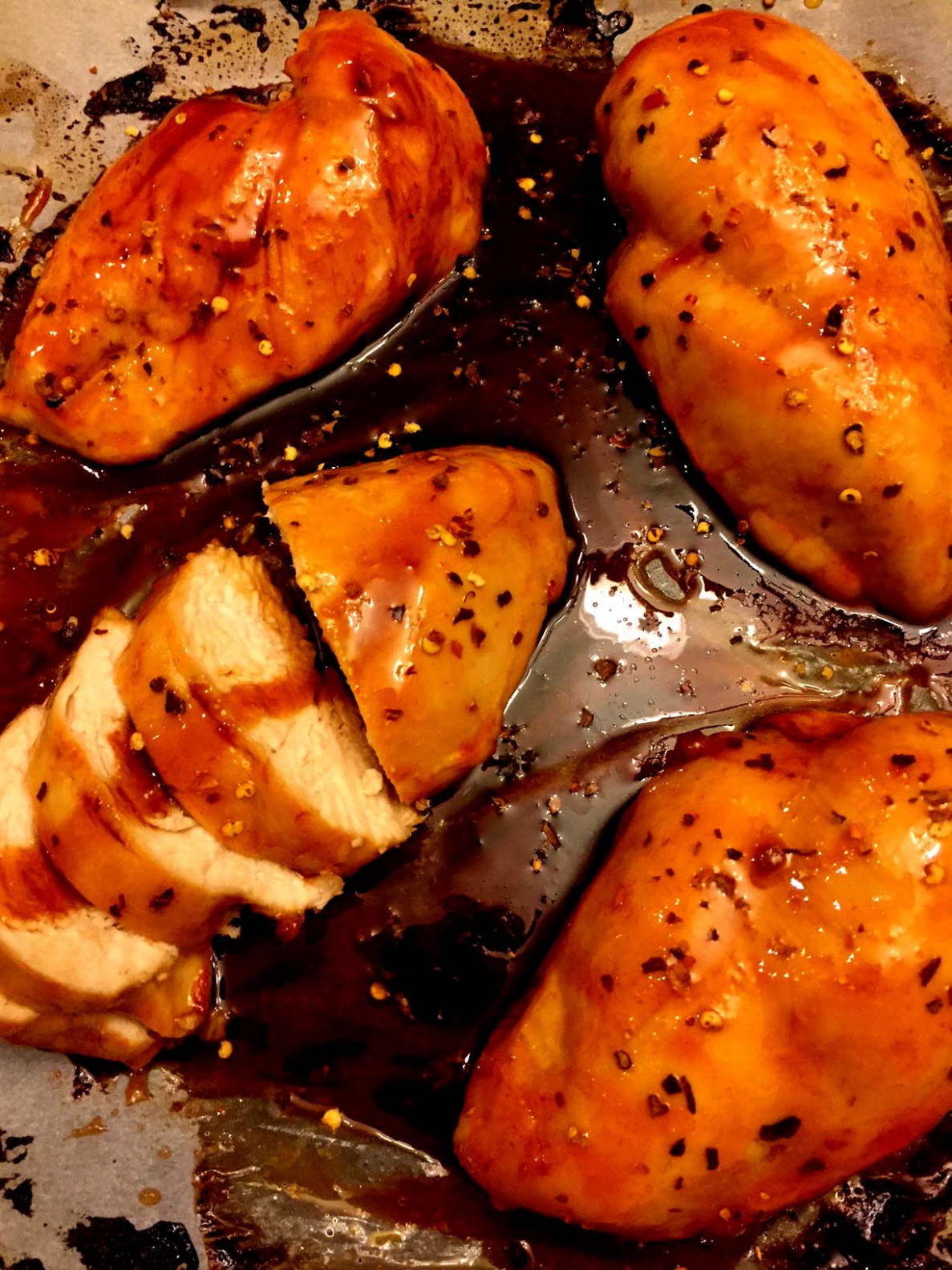 Sweet and Spicy Baked Chicken Breasts Recipe – Melanie Cooks - recipes easy chicken breasts