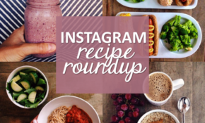 SWEET CHERRY OATMEAL SMOOTHIE – Food Recipes On Instagram