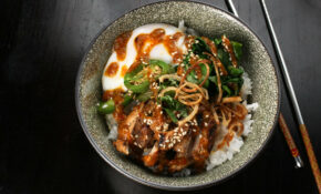 Sweet Chile–Chicken Rice Bowl – Rice Bowl Recipes Chicken