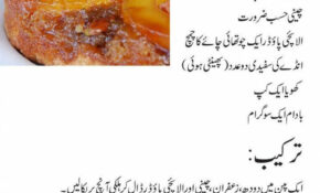 Sweet Dish Recipes Urdu For Android – APK Download – Food Recipes Urdu
