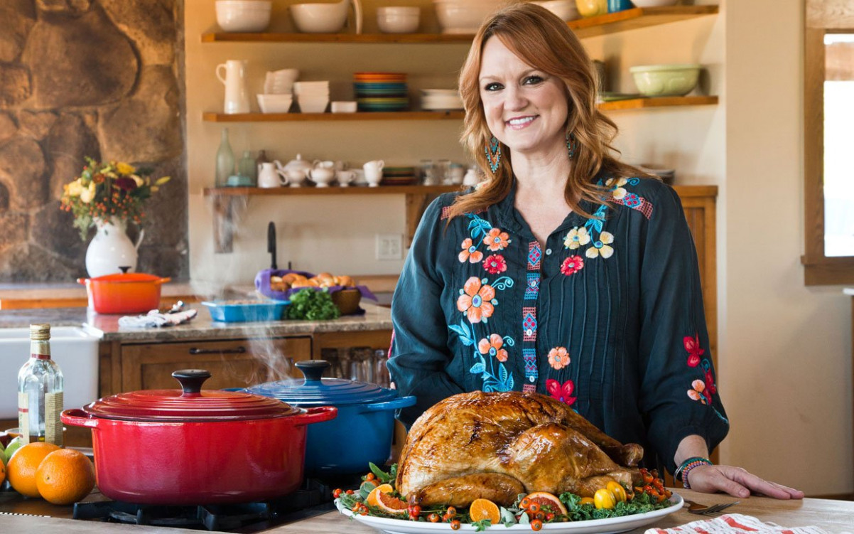 Sweet Home Oklahoma: A Ranch Thanksgiving With Ree Drummond - Chicken Recipes Ree Drummond