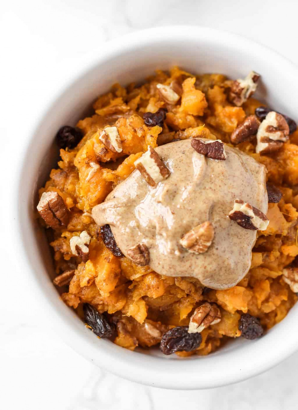 Sweet Potato Breakfast Bowl - Healthy Liv - recipes sweet potatoes healthy