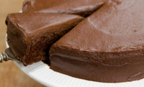 Sweet Potato Chocolate Cake With Chocolate Frosting (vegan ..