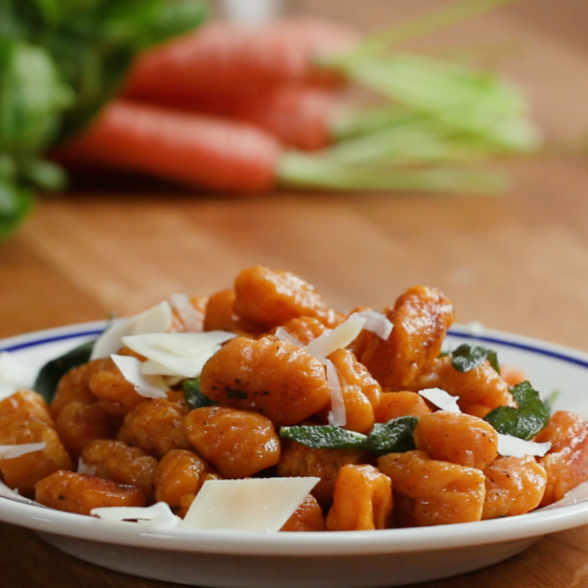 Sweet Potato Gnocchi | Recipe in 2019 | Vegan and ..