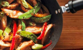 Sweet & Salty Sauteed Chicken And Vegetables – Chicken And Vegetable Recipes