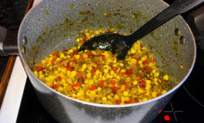 Sweetcorn Relish – Recipes Light And Healthy