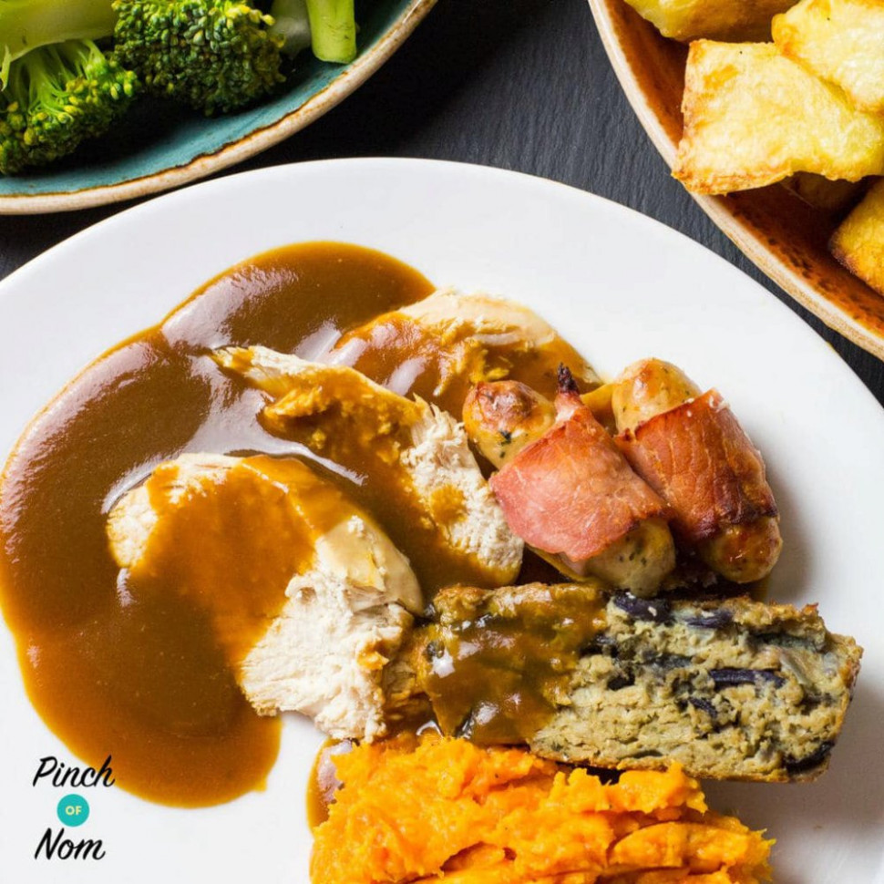 Syn Free Gravy | Slimming World - dinner recipes slimming world
