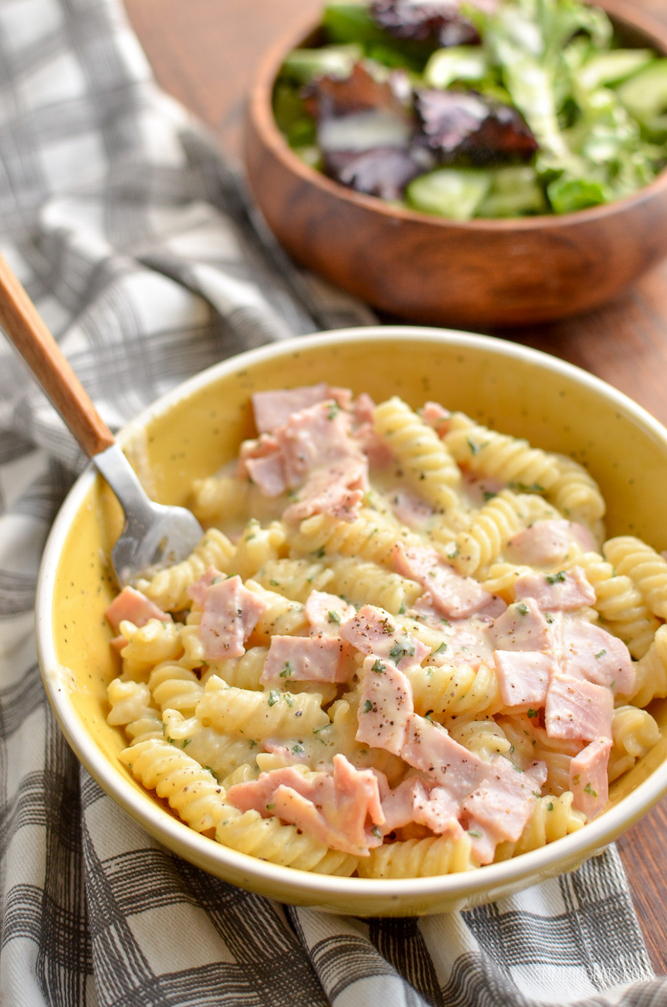 Syn Free Quick Creamy Pasta   Slimming Eats - Weight ..