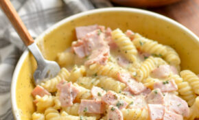 Syn Free Quick Creamy Pasta | Slimming Eats - Weight ...