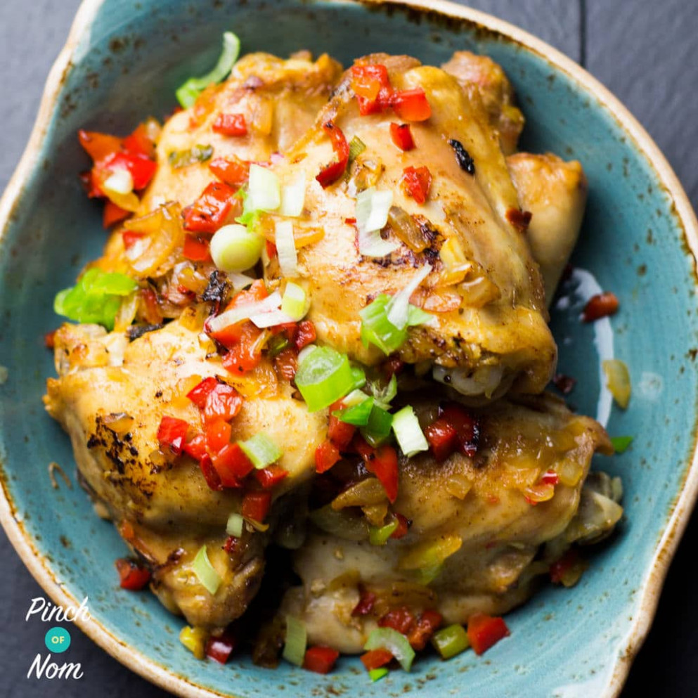 Syn Free Salt And Pepper Chicken | Slimming World - Pinch ..