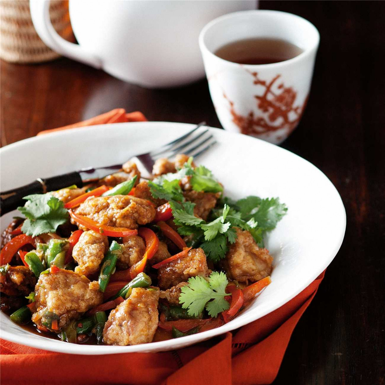 Szechuan Chicken Recipe | Woolworths - chicken recipes name