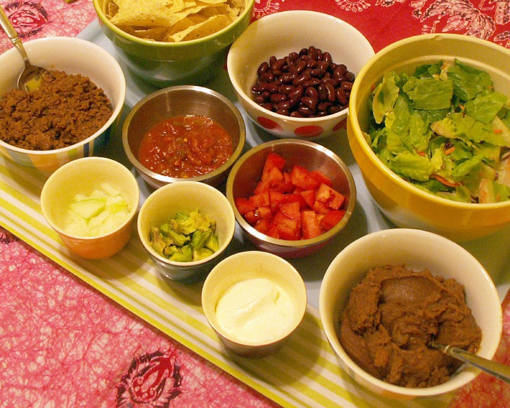 Taco Salad - recipes dinner party easy