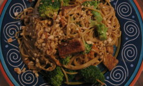 Tahini Peanut Noodles (vegan Yum Yum Remix) – Tofu Vegan Recipes Dinner