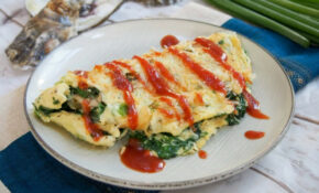 Taiwanese Oyster Omelette – Street Food Recipes