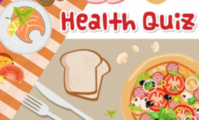 Take This Health Quiz To Test Your Knowledge On Health And ..