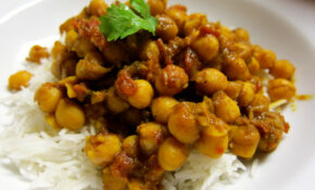 Takeout Style Channa Masala From Scratch – Authentic Indian Recipes Vegetarian