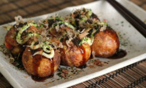 Takoyaki Recipe – たこ焼き – Japanese Street Food Recipes