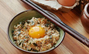 Tamago Kake Gohan (Japanese Style Rice With Egg) Recipe – Japanese Food Recipes