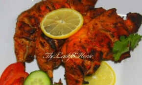 Tandoori Chicken – From Scratch – The Lady 8 Home – Recipes Indian Chicken