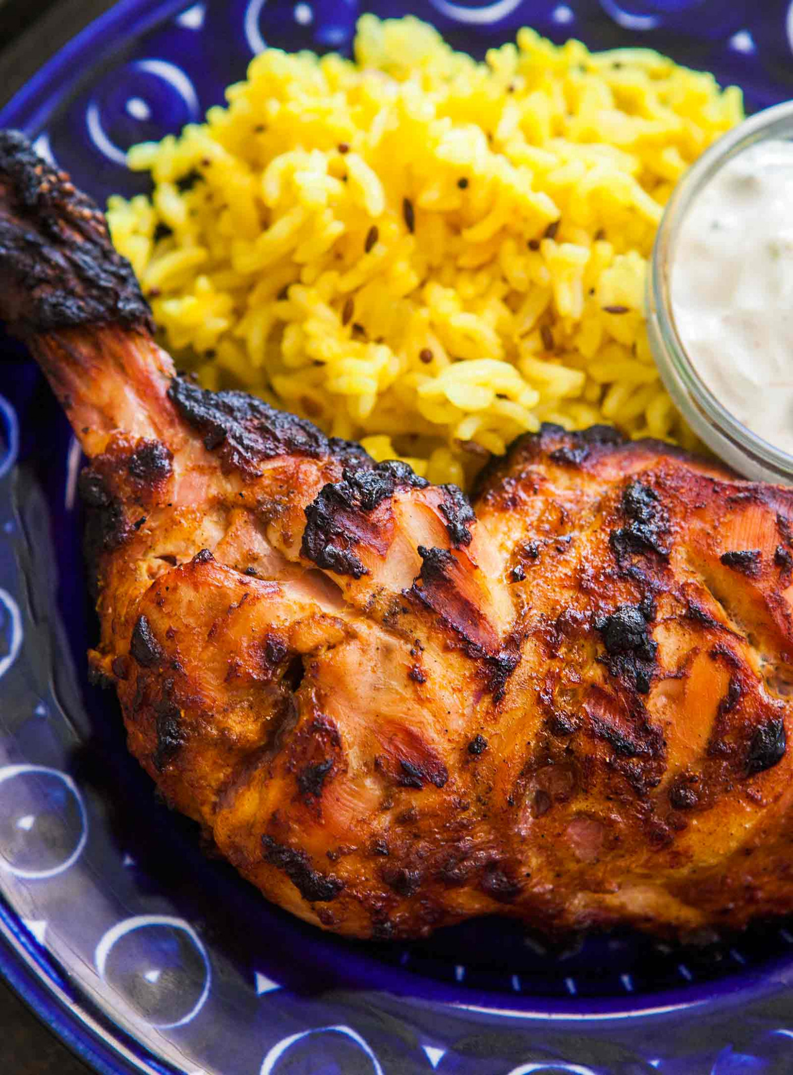 Tandoori Chicken - recipes indian chicken