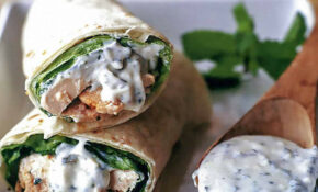 Tandoori Chicken Wraps – Wrap Recipes Chicken
