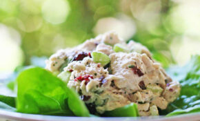 Tarragon Chicken Salad Recipe | SimplyRecipes