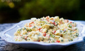 Tarragon Egg Salad Recipe | SimplyRecipes