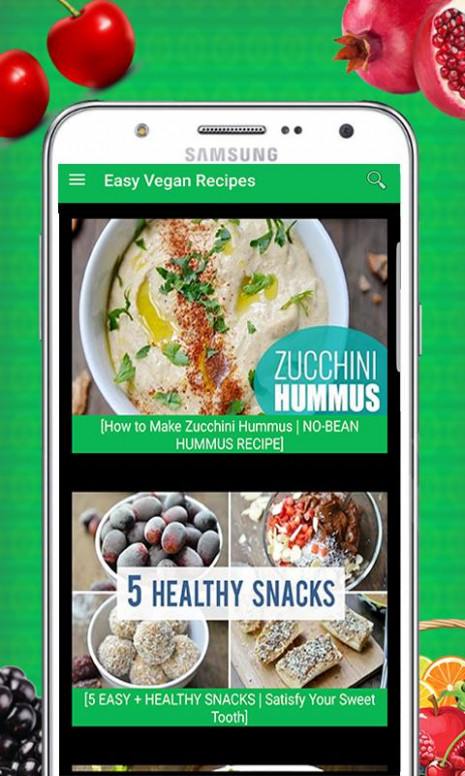 Taste Healthy Recipes - Yummy Cooking for Android - APK ..