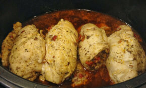 TASTE OF HAWAII: STUFFED CHICKEN BREASTS – PRESSURE COOKER ..