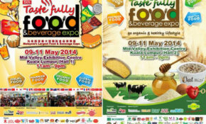 TASTEFULLY FOOD AND BEVERAGE EXPO IS BACK IN MID VALLEY ..