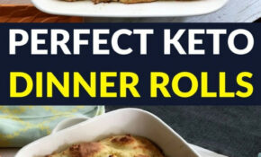 Tasty And Easy Keto Dinner Rolls Low Carb Gluten Free ..