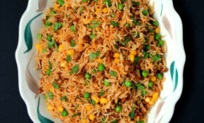 Tasty Chicken Fried Rice – Fried Rice Recipes Chicken