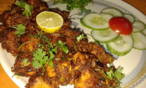 Tasty Chicken Fry Cooked In Tomato Puree Recipe – Chicken Recipes Tasty