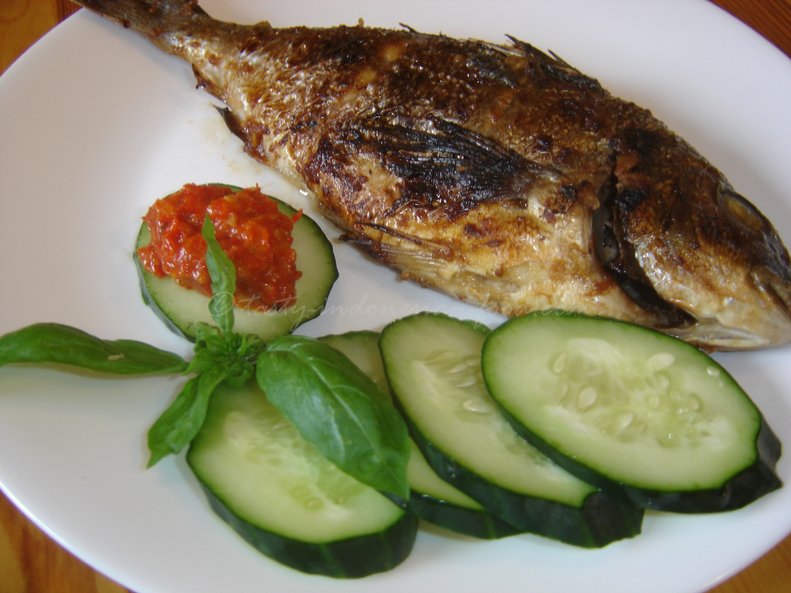 Tasty Indonesian Food - Ikan Bakar - recipes indonesian food