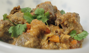 Tasty Oxtail Stew Coated In Spiced Flour   ZimboKitchen