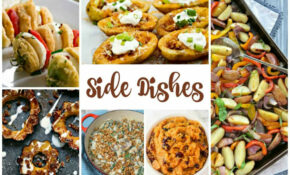 Tasty Side Dishes And Our Delicious Dishes Recipe Party – Tasty Food Recipes
