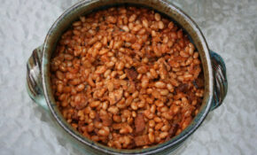 TD Beauty: Vegan Baked Beans – Recipes Vegetarian Baked Beans