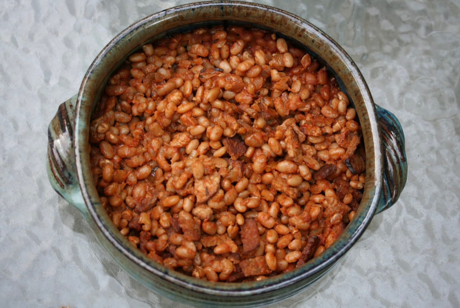 TD Beauty: Vegan Baked Beans - Recipes Vegetarian Baked Beans